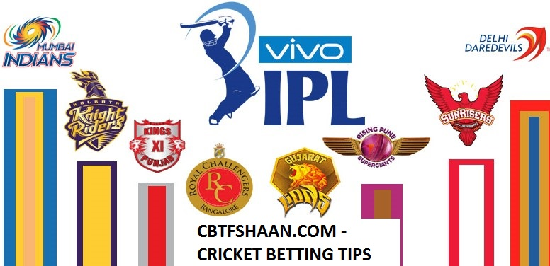 Indian Premier League Ttwenty 2017 Cricket Betting Tips,Session Tips And Match Rate