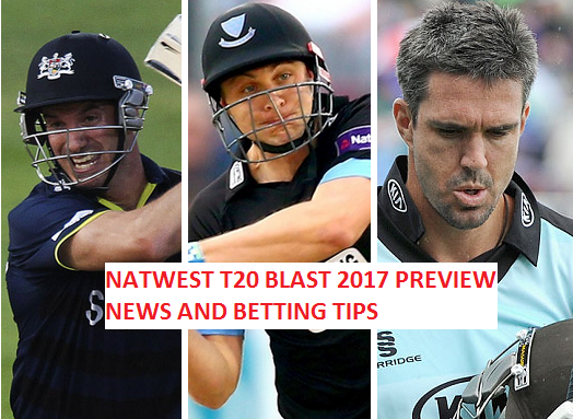 Natwest Ttwenty England 2017 Cricket Betting Tips