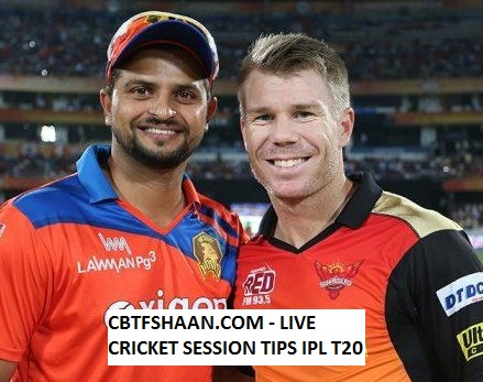 Get all live Cricket Match Session Betting Tips Or Fancy Tips of ipl t20 2017 from Cbtf Shaan, Cricket Betting Fancy and Session Tips Expert,