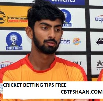 Cricket Betting Tips Online for punters or Live Cricket Betting Tips Free Help of Dindigul Dragons vs Ruby Trichy Warriors Tnpl T20 5th August 2017 at Tirunelveli - Free Cricket Betting Tips