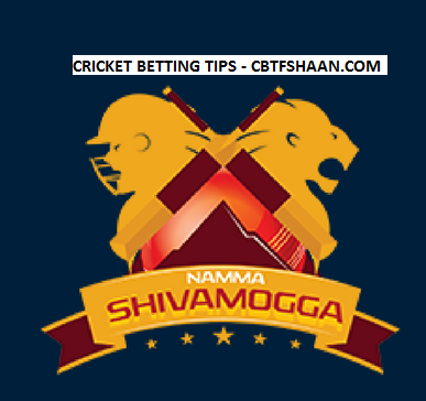 Free Cricket Betting Tips Online Help and Guide from Cbtf Shaan Namma Shivamogga vs Bangaluru Blasters Kpl T20 11th September 2017 at Mysore