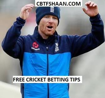 Free Cricket Betting Tips Online Help and Guide from Cbtf Shaan of England vs West Indies 4th Odi 27th September 2017 At Oval London