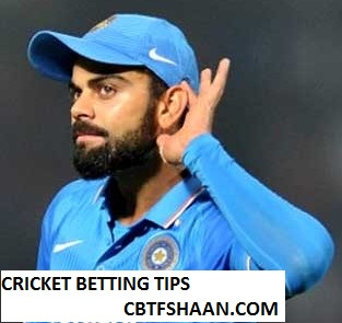 Free Cricket Betting Tips Online Help and Guide from Cricket Betting Tips Expert Cbtf Shaan of India vs Australia 1st Odi 17th September 2017 At Chennai
