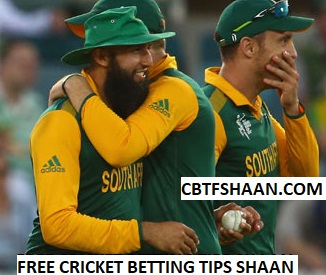 Free Cricket Betting Tips Online Help and Guide from Betting Tips Expert Cbtf Shaan of South Africa vs Bangladesh 1st Odi 15th October 2017 At Kimberly