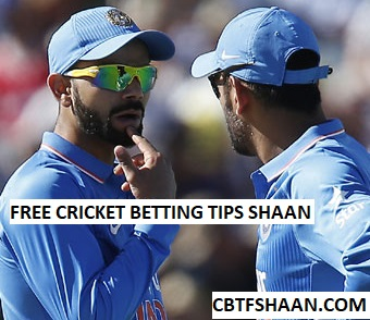Free Cricket Betting Tips Online Help and Guide from Cricket Betting Tips Expert Cbtf Shaan of India vs New Zealand 1st Odi 21st October 2017 At Mumbai
