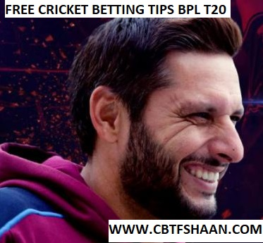 Free Cricket Betting Tips Online Help and Guide from Betting Tips Expert Cbtf Shaan of Dhaka Dynamites vs Khulna Titans Bpl T20 14th November 2017 at Dhaka