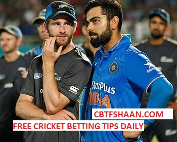 Free Cricket Betting Tips Online Help and Guide from Betting Tips Expert Cbtf Shaan of India vs Newzealand 3rd T20 7th November 2017 At Thiruvananthpuram