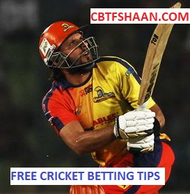 Free Cricket Betting Tips Online Help and Guide from Cbtf Shaan of Dhaka Dynamites vs Rajshahi Kings Bpl T20 18th November 2017 at Dhaka