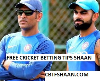 Free Cricket Betting Tips Online Help and Guide from Cricket Betting Tips Expert Cbtf Shaan of India vs New zealand 1st T20 1st November 2017 At Delhi
