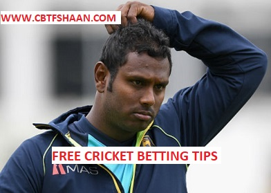 Free Cricket Betting Tips Online Help and Guide from Cricket Betting Tips Expert Cbtf Shaan of India vs Srilanka 2nd Odi 13th December 2017 at Mohali