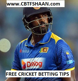 Free Cricket Betting Tips Online Help and Guide from Cricket Betting Tips Expert Cbtf Shaan of India vs Srilanka 3rd T20 24th December 2017 at Mumbai