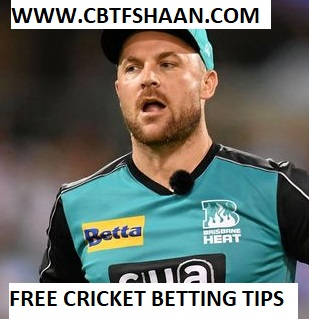 Free Cricket Betting Tips Online Help and Guide from Cricket Betting Tips Expert Cbtf Shaan of Melbourn Star Vs Brisbane Heat Big bash T20 20th December 2017 at Brisbane