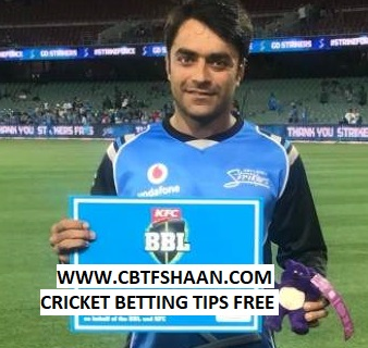 Free Cricket Betting Tips Online Help and Guide from Cricket Betting Tips Expert Cbtf Shaan of at Adelaide Strikers vs Sydney Sixer Big bash T20 28th December 2017 at Sydney – Live Cricket Betting Tips