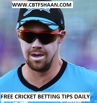 Free Cricket Betting Tips Online Help and Guide from Cricket Betting Tips Expert Cbtf Shaan of at Sydney Thunder Vs Adelaide Strikers Big bash T20 22nd December 2017 at Adelaide