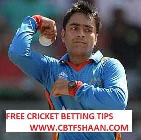 Free Cricket Betting Tips Online Help and Guide from Cricket Betting Tips Expert Cbtf Shaan of Afghanistan Vs Zimbawe 1st T20 5th Feb 2018 at Sharjah