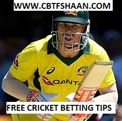 Free Cricket Betting Tips of Australia Vs Newzealand Triseries T20 3rd Feb 2018 at Sydney
