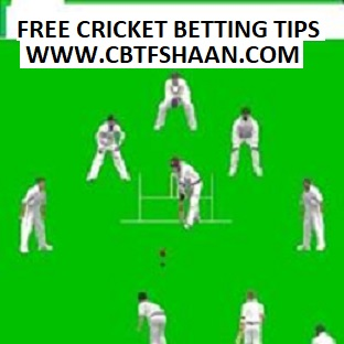 Free Cricket Betting Tips Report Card