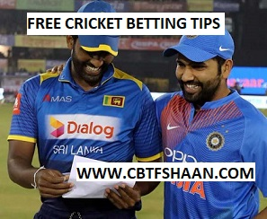 Free Cricket Betting Tips of India Vs Srilanka T20 12th March 2018 at Colombo