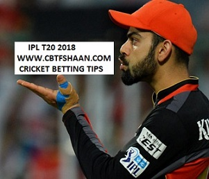 Mission Ipl T20 2018 Or Indian Premier League T20 2018 Betting Tips Preview