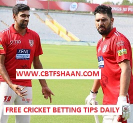 Free Cricket Betting Tips of Punjab Vs Hyderabad IPL T20 19TH Aprill 2018 AT Mohali