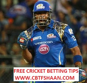 Free Cricket Betting Tips of Mumbai Vs Delhi Ipl T20 20Th May 2018 at Delhi