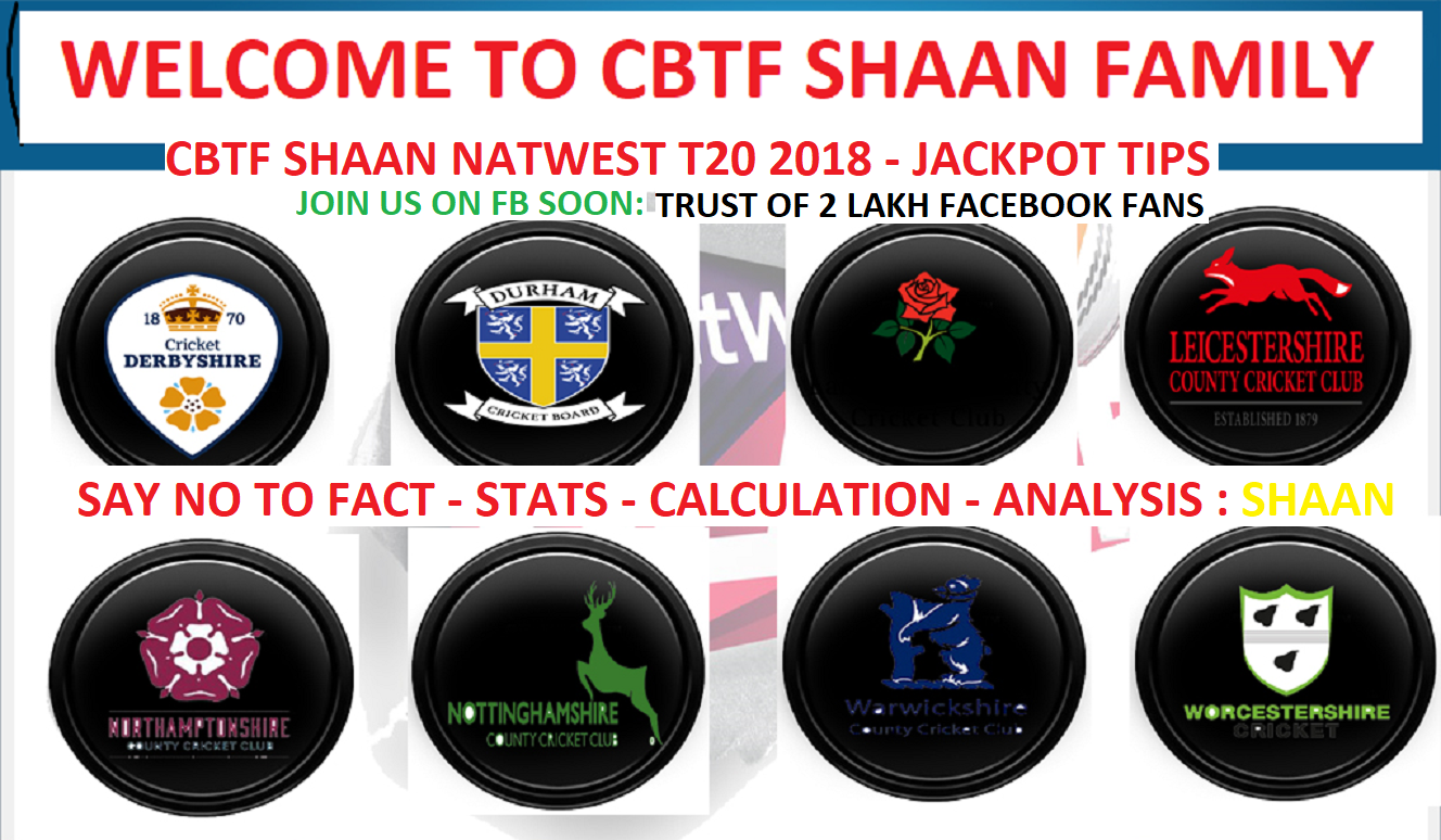 Cricket Betting Tips Free Online Help and Guide For Punters from Cricket Betting Tips Expert from Cbtf Shaan With Fancy and Sessions.