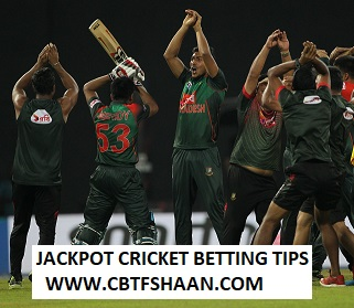Free Cricket Betting Tips Online Help and Guide from Cricket Betting Tips Expert Cbtf Shaan of Bangladesh Vs Afghanistan Today 3rd T20 7th June 2018 Match Free Cricket Betting Tips