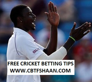 Free Cricket Betting Tips of West Indies Vs Srilanka 1st Test Match 6th June 2018 2018 at Trinidad