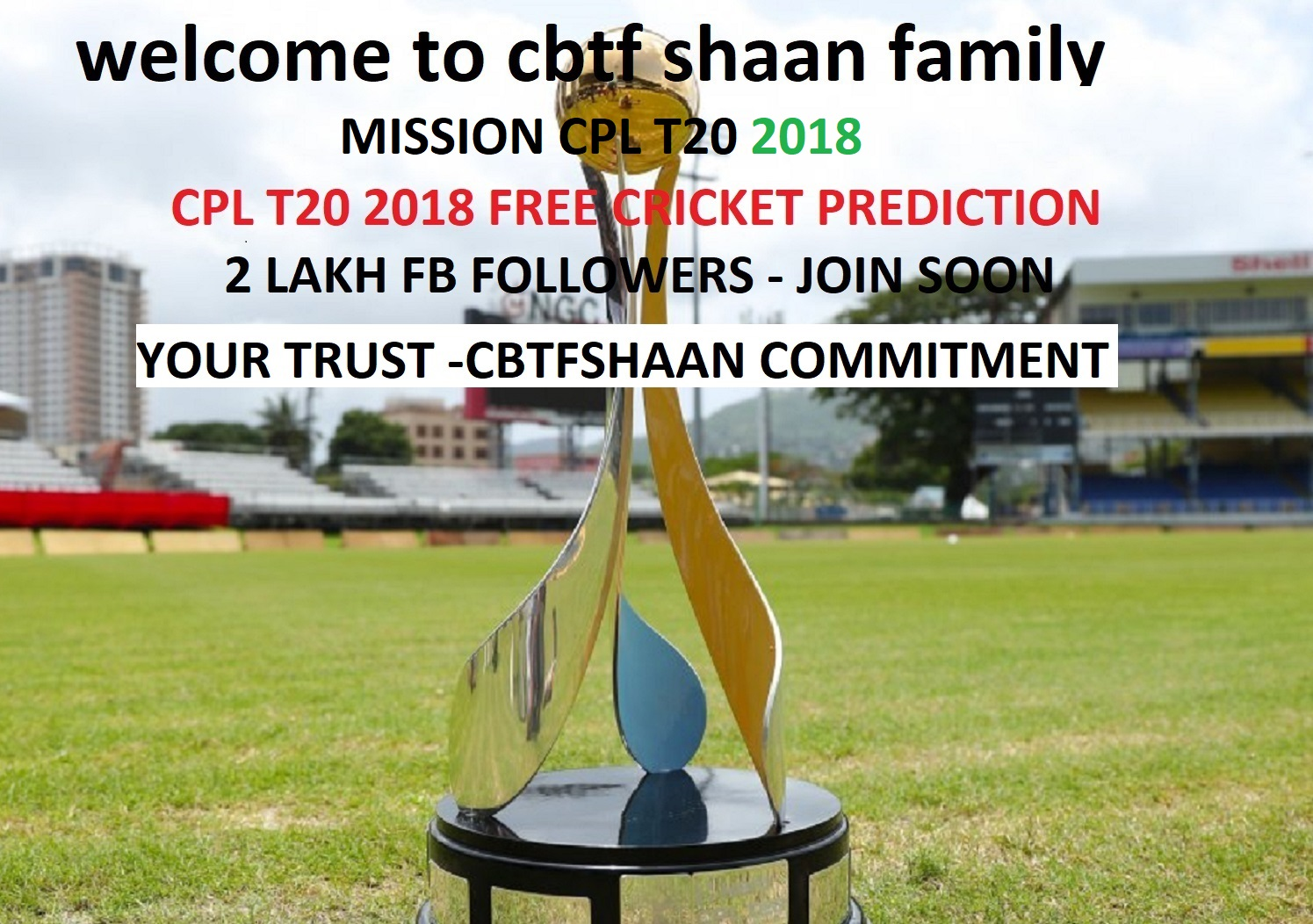 Free Cricket Betting Tips Online Help and Guide from Cricket Betting Tips Expert Cbtf Shaan OF Cpl T20 2018 Prediction d Betting Tips