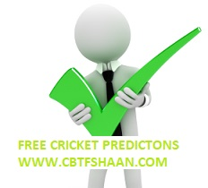 Free Cricket Betting Tips of All Matches T20 Blast ,Cpl On 26th August 2018