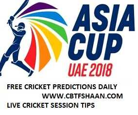 Free Cricket Betting Tips of Kpl T20 2018 & Cpl T20 2018 1st Sep 2018