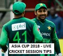 Live Cricket Session or Fancy Tips of Live Cricket Session Tips or Fancy Tips