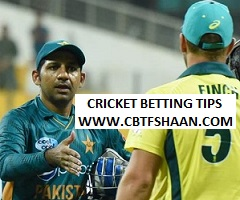 Cricket Betting Tips Free of Pakistan Vs Australia 3rd T20 29th October 2018 At Dubai