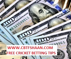 Free Cricket Betting Tips Online Help and Guide from Cricket Betting Tips Expert Cbtf Shaan of Apl T20 14th October 2018 at Sharjah