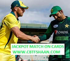 Free Cricket Betting Tips of Pakistan Vs Australia 2nd T20 26th August 2018 At Dubai