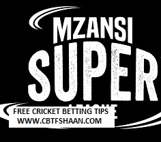 Cricket Betting Tips Free of Nelson Mandela Vs Cape Town T20 27th Nov 2018 At Port Elizabeth