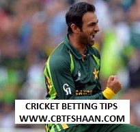 Cricket Betting Tips Free of Pakistan Vs Newzealand 3rd Odi 10th Nov 2018 At Dubai