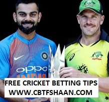 Cricket Betting Tips of India Vs Australia 2nd T20 23rd Nov 2018 At Melbourne