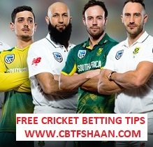 Cricket Betting Tips of Jozi Star Vs Tshwane Sprtans T20 28th Nov 2018 At Centurion
