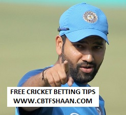 Free Cricket Betting Tips of India Vs West Indies 2nd T20 6th Nov 2018 At Lucknow