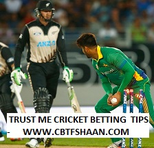 Free Cricket Betting Tips of Pakistan Vs Newzealand 2nd T20 2nd Nov 2018 At Dubai