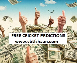 Cricket Betting Tips Free of Mzansi T20 Match 9th Dec 2018