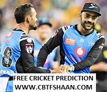 Cricket Betting Tips of Big Bash T20 Adelaide Strikers Vs Melbourne Star 11th Jan 2019 at Adelaide