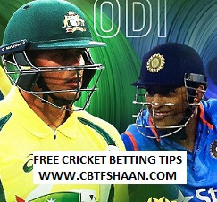 Free Cricket Betting Tips of India Vs Australia 3rd Odi 18th Jan 2019 at Melbourne