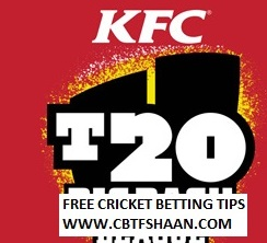 Free Cricket Betting Tips Online Help and Guide from Cricket Betting Tips Expert Cbtf Shaan of Sydney Thunder Vs Brisbane Heat 8th Jan 2019 at Sydney - Live Cricket Betting Tips Online & Free Cricket Predictions.