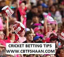 Cricket Betting Tips Free of 2nd Semifinal T20 2019 14th Feb at Melbourne