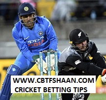 Cricket Betting Tips Free of India Vs Newzealand 3rd T20 10th Feb 2019 at Hamilton