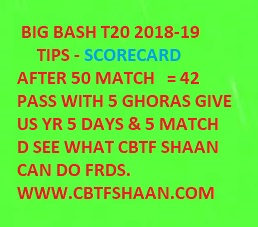 Cricket Betting Tips Free of South Africa Vs Pak 3rd T20 6th Feb 2019 at Centurion