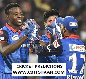 Cricket Betting Tips Free of Ipl T20 Delhi Vs Rajsthan 22nd Aprill 2019 at Jaipur