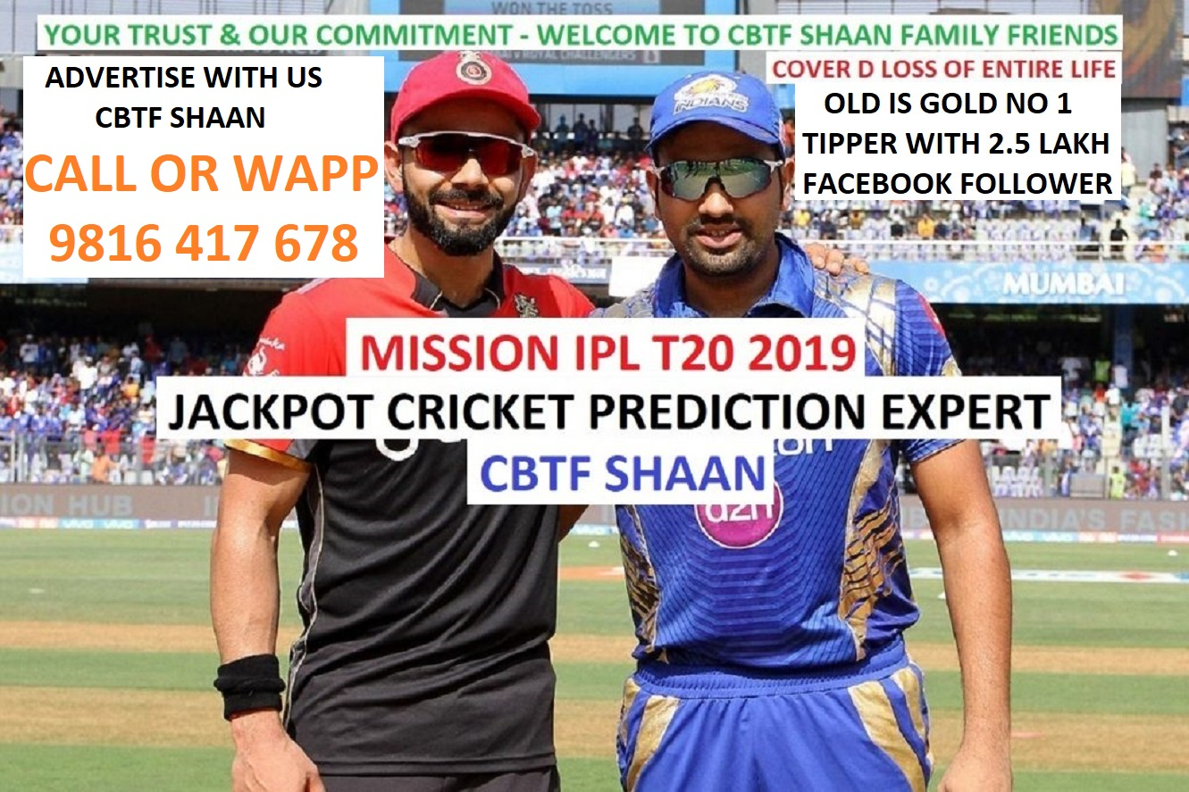 Free-cricket-predictions-Betting-Tips-of-Ipl-T20-2019-for-Punters-anad-Bookies Friends